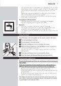 Philips Shaver series 3000 Rasoir électrique rasage à sec - Mode d'emploi - HRV - Page 7