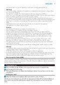 Philips Éveil Lumière - Mode d'emploi - HRV - Page 7