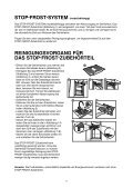 KitchenAid T 16 A1 D S/HA - Fridge/freezer combination - T 16 A1 D S/HA - Fridge/freezer combination DE (853903401510) Istruzioni per l'Uso - Page 5