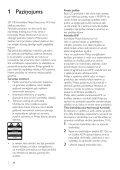 Philips 5000 series Téléviseur LED - Mode d'emploi - LAV - Page 7