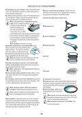 KitchenAid JC 212 WH - Microwave - JC 212 WH - Microwave ET (858721299290) Istruzioni per l'Uso - Page 6