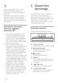 Philips Home Cinéma Blu-ray 3D 5 enceintes - Mode d'emploi - POL - Page 6