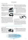 KitchenAid JQ 278 BL - Microwave - JQ 278 BL - Microwave PL (858727899490) Istruzioni per l'Uso - Page 3