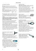 KitchenAid JQ 278 BL - Microwave - JQ 278 BL - Microwave PL (858727899490) Istruzioni per l'Uso - Page 6
