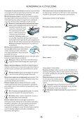 KitchenAid JQ 278 BL - Microwave - JQ 278 BL - Microwave PL (858727899490) Istruzioni per l'Uso - Page 7