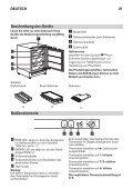 KitchenAid UC FZ 80 - Freezer - UC FZ 80 - Freezer DE (850785196000) Istruzioni per l'Uso - Page 5