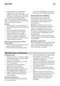 KitchenAid UC FZ 80 - Freezer - UC FZ 80 - Freezer DE (850785196000) Istruzioni per l'Uso - Page 7