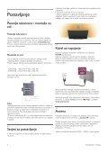 Philips 9000 series Téléviseur LED Smart TV ultra-plat - Mode d'emploi - HRV - Page 6