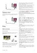 Philips 9000 series Téléviseur LED Smart TV ultra-plat - Mode d'emploi - HRV - Page 7