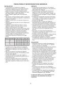 KitchenAid UC FZ 80 - Freezer - UC FZ 80 - Freezer FR (850785196000) Istruzioni per l'Uso - Page 2