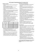 KitchenAid UC FZ 80 - Freezer - UC FZ 80 - Freezer HU (850785196000) Istruzioni per l'Uso - Page 2