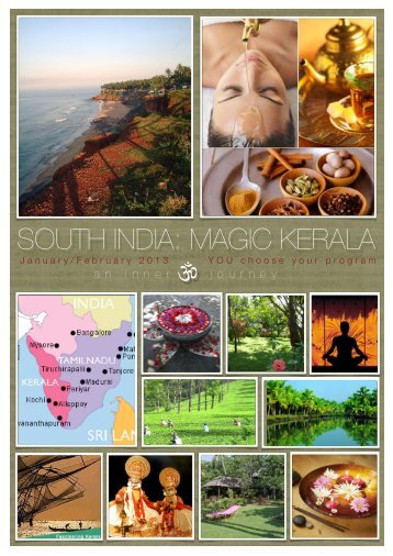 Kerala 2013 Flyer (EN) v6 - Presence & Consciousness