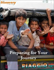 Central India - Discovery Journeys