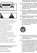 Philips Microchaîne DVD composantes - Mode d'emploi - DAN - Page 4