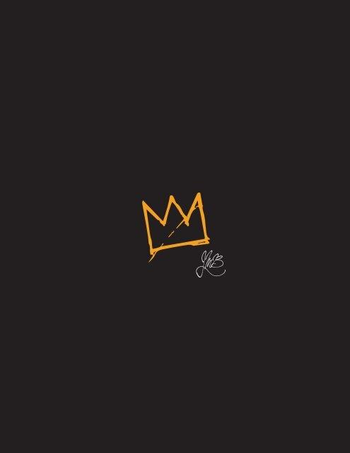 Jean Michel Basquiat Monograph