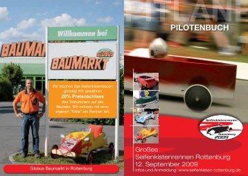 PILOTENBUCH - Seifenkisten-Rottenburg