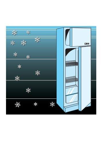 KitchenAid A 265 V - Fridge/freezer combination - A 265 V - Fridge/freezer combination DE (853970512000) Istruzioni per l'Uso