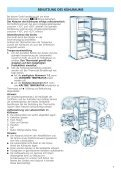 KitchenAid A 265 V - Fridge/freezer combination - A 265 V - Fridge/freezer combination DE (853970512000) Istruzioni per l'Uso - Page 5