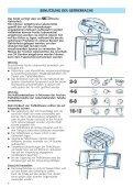 KitchenAid A 265 V - Fridge/freezer combination - A 265 V - Fridge/freezer combination DE (853970512000) Istruzioni per l'Uso - Page 6