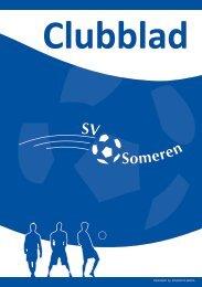 Download het clubblad als PDF - Someren