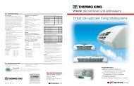 V-Serie - Thermo King