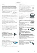 KitchenAid JC 213 WH - Microwave - JC 213 WH - Microwave ET (858721399290) Istruzioni per l'Uso - Page 5