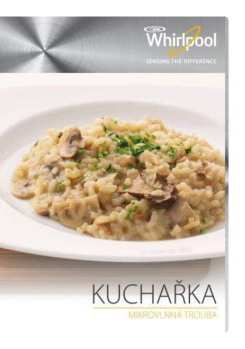 KitchenAid JC 213 WH - Microwave - JC 213 WH - Microwave CS (858721399290) Ricettario