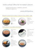 KitchenAid JC 213 WH - Microwave - JC 213 WH - Microwave CS (858721399290) Ricettario - Page 3