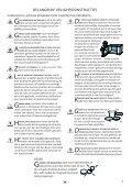 KitchenAid JC 213 WH - Microwave - JC 213 WH - Microwave NL (858721399290) Istruzioni per l'Uso - Page 3