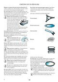 KitchenAid JC 213 WH - Microwave - JC 213 WH - Microwave NL (858721399290) Istruzioni per l'Uso - Page 6