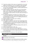 Philips Sèche-cheveux - Mode d'emploi - TUR - Page 7