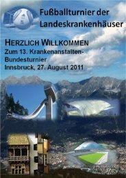 Oldtimer Treffen des FC LKH Innsbruck beim Bundesturnier 2000