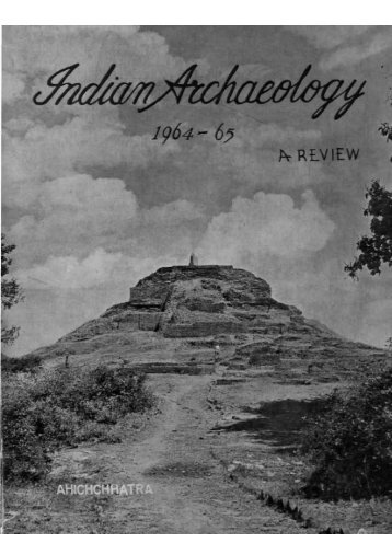 Indian Archaeology 1964-65 - Archaeological Survey of India