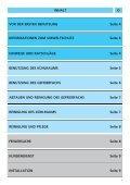 KitchenAid 38010 - Fridge/freezer combination - 38010 - Fridge/freezer combination DE (853962772000) Istruzioni per l'Uso - Page 3