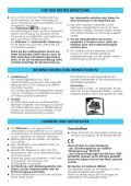 KitchenAid 38010 - Fridge/freezer combination - 38010 - Fridge/freezer combination DE (853962772000) Istruzioni per l'Uso - Page 4
