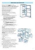 KitchenAid 38010 - Fridge/freezer combination - 38010 - Fridge/freezer combination DE (853962772000) Istruzioni per l'Uso - Page 5