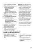 KitchenAid 701 506 23 - Oven - 701 506 23 - Oven SK (857926601510) Istruzioni per l'Uso - Page 6