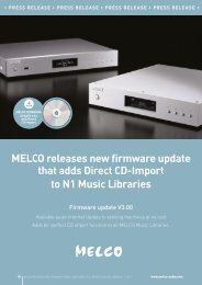 Melco-CD-Import-Press-Release-V5