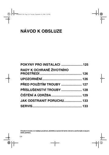 KitchenAid 501 237 39 - Oven - 501 237 39 - Oven CS (857922101010) Istruzioni per l'Uso