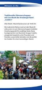 ARNSBERGER WOCHE 2016 VOM 20 MAI BIS 29 MAI mit Ruinenfest (20 + 21 Mai) - Page 7