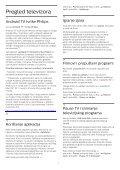 Philips 5500 series Téléviseur LED plat Full HD avec Android™ - Mode d'emploi - HRV - Page 4