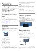 Philips 5500 series Téléviseur LED plat Full HD avec Android™ - Mode d'emploi - HRV - Page 6