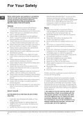 KitchenAid UBS 537 CX S - Double oven - UBS 537 CX S - Double oven EN (F080548) Istruzioni per l'Uso - Page 4