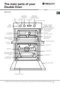 KitchenAid UBS 537 CX S - Double oven - UBS 537 CX S - Double oven EN (F080548) Istruzioni per l'Uso - Page 5