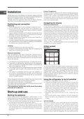 KitchenAid E2BYH 19223 F O3(TK) - Fridge/freezer combination - E2BYH 19223 F O3(TK) - Fridge/freezer combination EN (F078004) Istruzioni per l'Uso - Page 6
