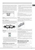 KitchenAid E2BYH 19223 F O3(TK) - Fridge/freezer combination - E2BYH 19223 F O3(TK) - Fridge/freezer combination EN (F078004) Istruzioni per l'Uso - Page 7