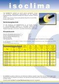 Flexible Rohrsysteme - isoplus Fernwärmetechnik - Page 6