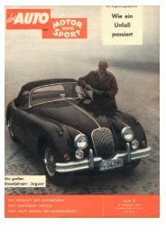 Erfahrungen mit dem Jaguar Mark VIII