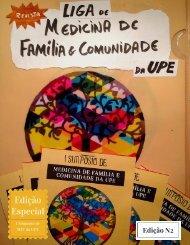 Revista Liga de MFC da UPE Edição 02 - MAIO