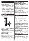 Philips 3000 series Téléviseur LED ultra-plat Full HD - Mode d'emploi - RON - Page 4